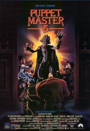 Фільм «Володар ляльок 5: Останній розділ» (1994)