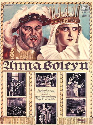 Фільм «Анна Болейн» (1921)