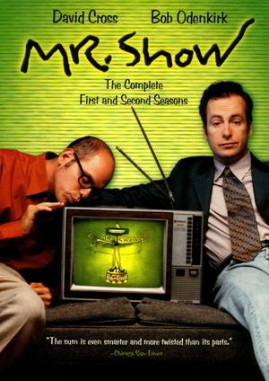 Серіал «Господин Шоу с Бобом и Дэвидом» (1995 – 1998)