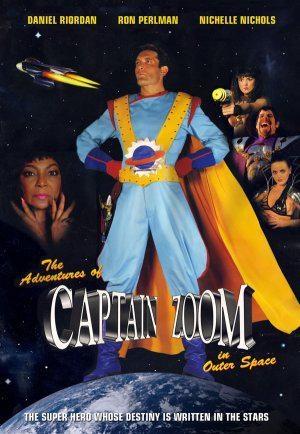 Фільм «Приключения капитана Зума в открытом космосе» (1995)