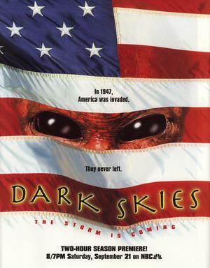 Сериал «Темные небеса» (1996 – 1997)