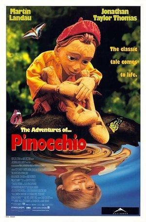 Фильм «Приключения Пиноккио» (1996)