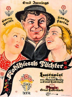 Фільм «Дочери Колхизела» (1920)
