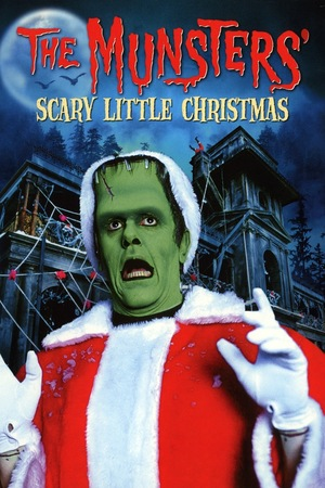 Фільм «Кошмарное Рождество семейки Мюнстер» (1996)