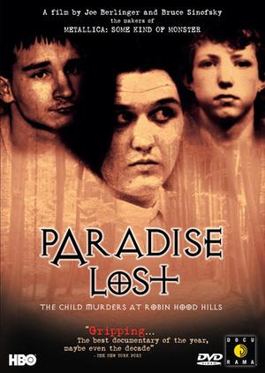 Фільм «Потерянный рай» (1996)