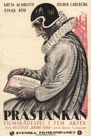 Фільм «Вдова пастора» (1920)