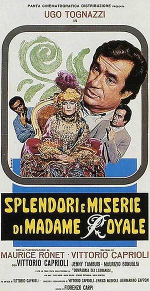 Фильм «Блеск и нищета мадам Рояль» (1970)