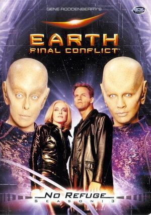 Сериал «Земля: Последний конфликт» (1997 – 2002)