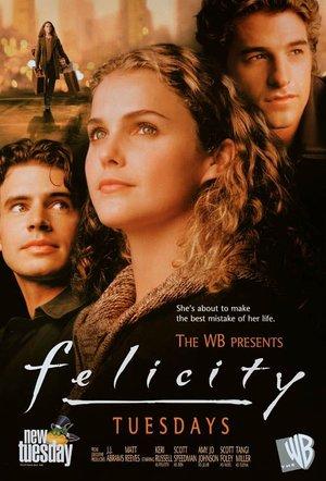 Сериал «Фелисити» (1998 – 2002)