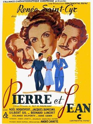 Фільм «П'єр та Жан» (1943)