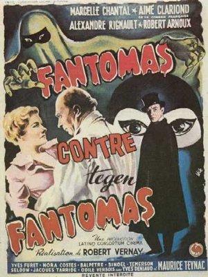 Фильм «Фантомас против Фантомаса» (1949)
