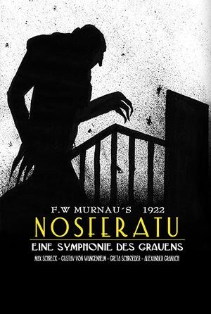 Фільм «Носферату, симфонія жаху» (1922)