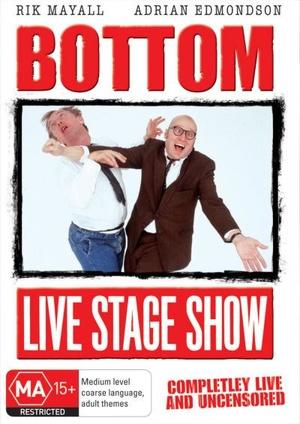 Фільм «Bottom Live» (1993)