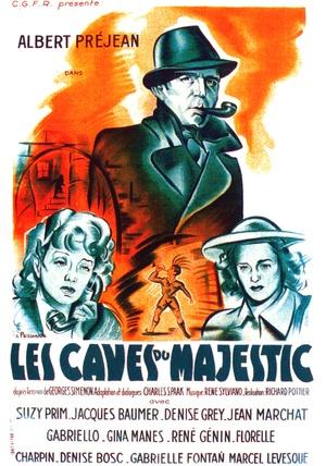 Фільм «Подвалы Мажестика» (1944)