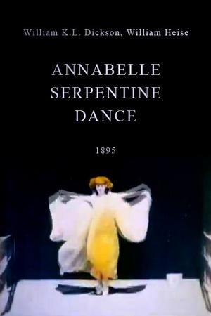Фільм «Танець «Серпантин» Аннабель» (1895)