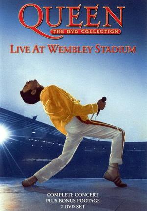Фильм «Queen: Live at Wembley Stadium» (1986)
