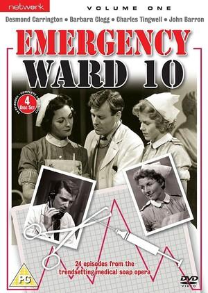 Серіал «10 отдел скорой помощи» (1957 – 1964)