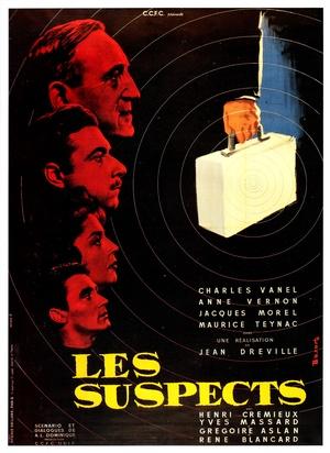 Фільм «Подозреваемые» (1957)