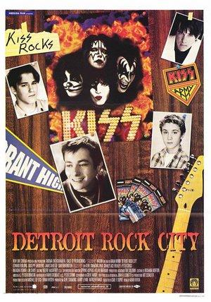 Фильм «Детройт — город рока» (1999)