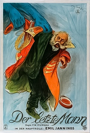 Фільм «Остання людина» (1924)