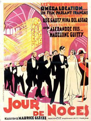 Фільм «Jour de noces» (1930)