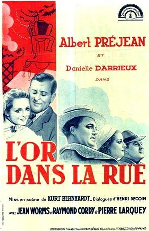Фильм «Золото на улице» (1934)