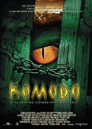 Фильм «Комодо. Остров ужаса» (1999)