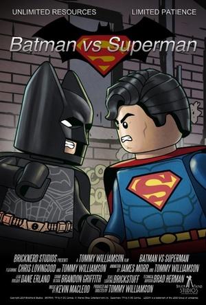 Мультфільм «Lego Batman vs. Superman» (2014)