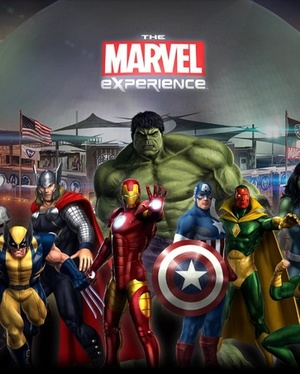 Мультфильм «The Marvel Experience» (2014)