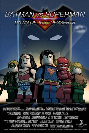 Мультфільм «LEGO Бэтмен против Супермена 2: Рассвет заслуженного наказания» (2015)