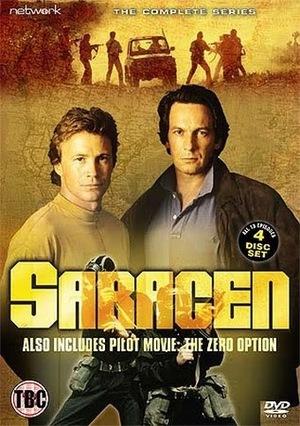 Серіал «Saracen» (1989)