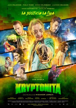 Фильм «Криптонит» (2015)
