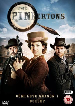 Серіал «Пинкертоны» (2014 – 2015)