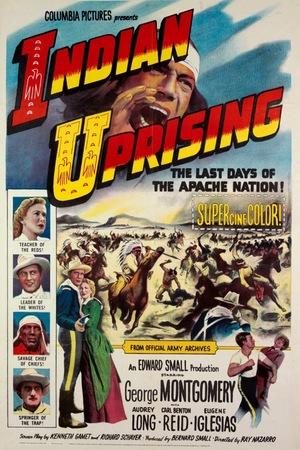 Фильм «Индейское восстание» (1952)