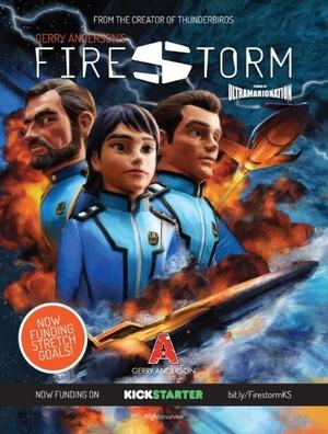 Фільм «Firestorm» (2018)