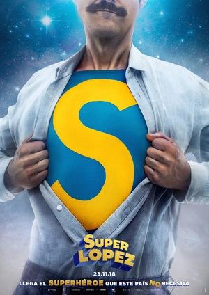 Фільм «Суперлопес» (2018)