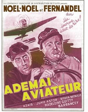 Фільм «Летчик Адемай» (1934)