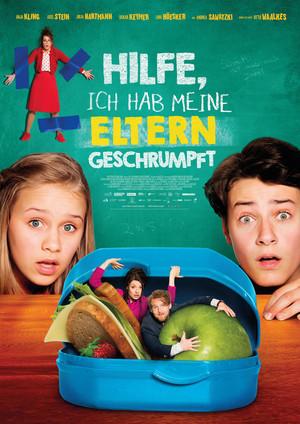 Фильм «Помогите, я уменьшил свою училку» (2015)