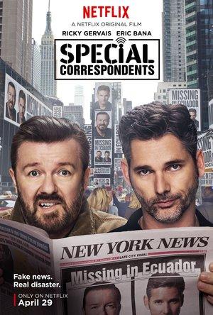 Фільм «Спеціальні кореспонденти» (2016)