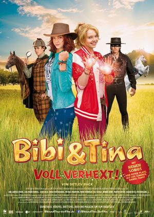 Фільм «Бібі та Тіна. Зачаровані» (2014)