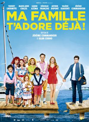 Фильм «Моя семья тебя уже обожает» (2016)