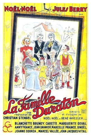 Фільм «La famille Duraton» (1939)