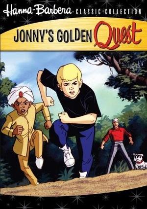 Мультфильм «Золотое приключение Джонни Квеста» (1993)