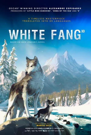 Мультфільм «Белый клык» (2018)