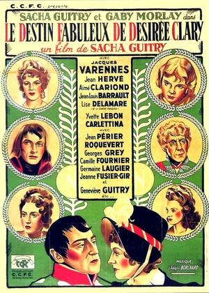 Фільм «Удивительная судьба Дезире Клари» (1942)
