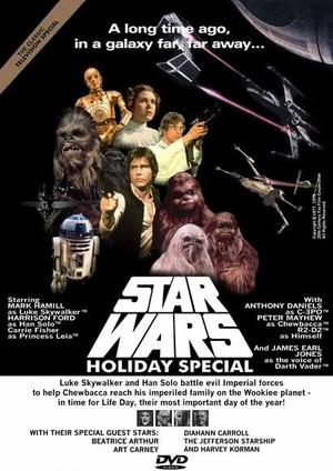Фильм «Звездные войны: Праздничный спецвыпуск» (1978)