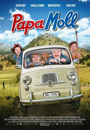 Фильм «Папа Молл и шоколадная фабрика» (2017)