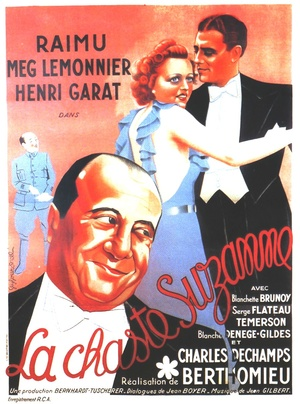 Фільм «La chaste Suzanne» (1937)