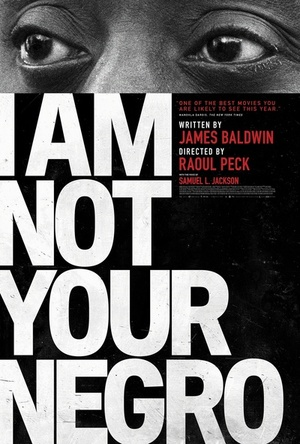 Фильм «Я вам не негр» (2016)