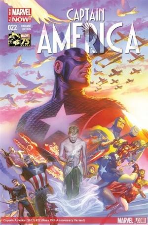 Фільм «Капітан Америка: 75 героїчних років» (2016)
